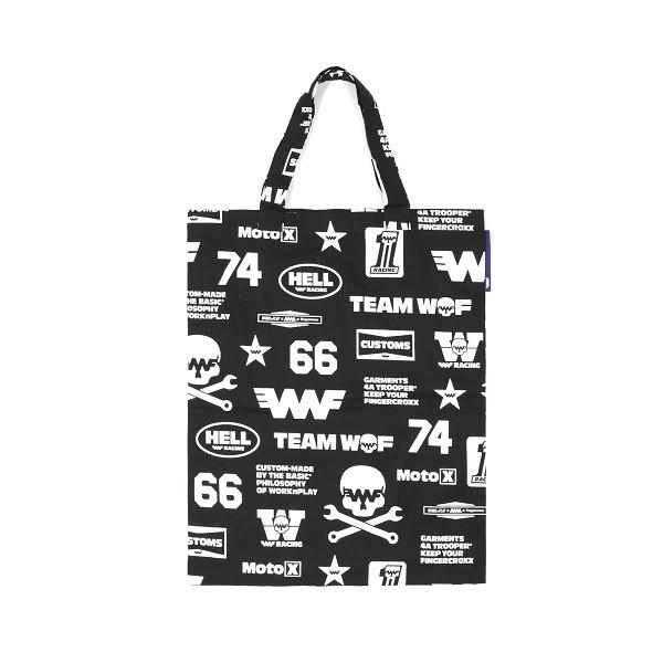 WAF - tote bag (Front)