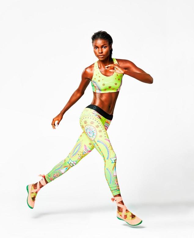 Nike Tight of the Moment-Sparkling Sunburst_5