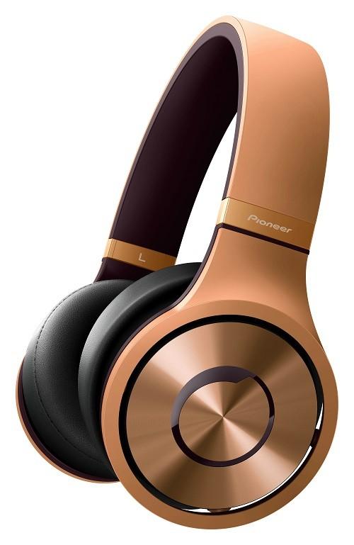 Pioneer新品耳機發表會_SE-MX9頭戴式耳機_銅_NT$9900