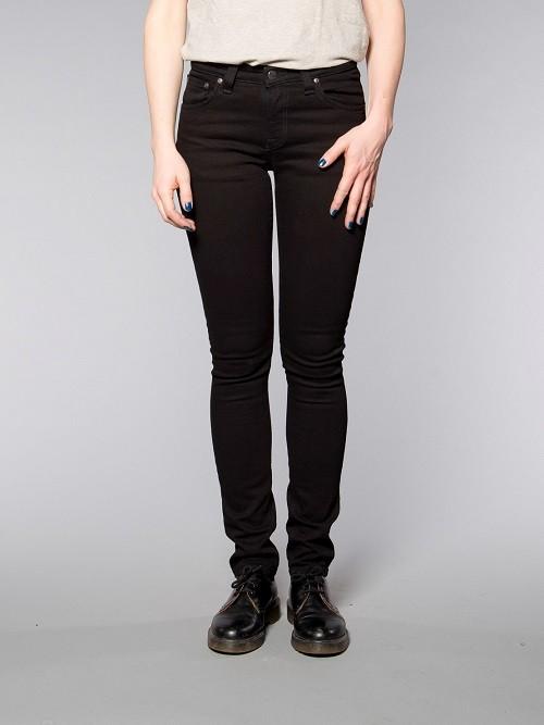Nudie Jeans_Skinny Lin_ Black Black $6,020 (2)