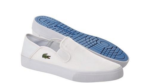 LACOSTE 27SPM3011 BELLEVUE SLIP AUR 21G(男鞋) NT$2,580