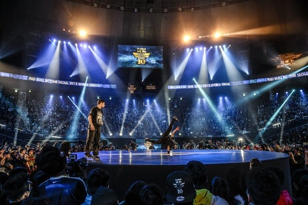 2013 World Final冠亞軍對決_Hong 10 & Mounir