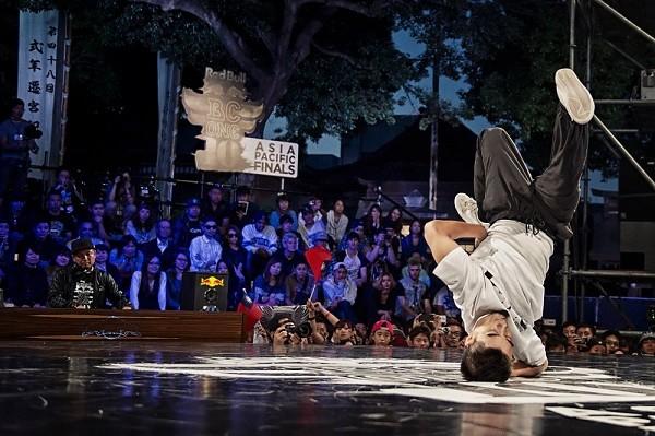 2013台灣冠軍FreeNai於亞洲決賽精采畫面