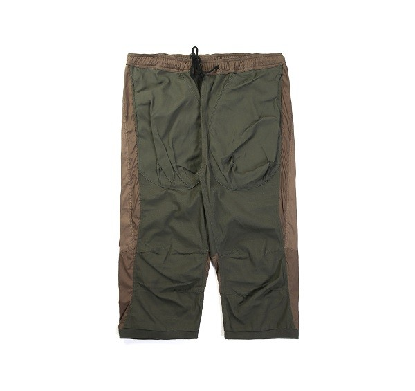 Tonal Panel 3_4 Shorts_(Army Green1)