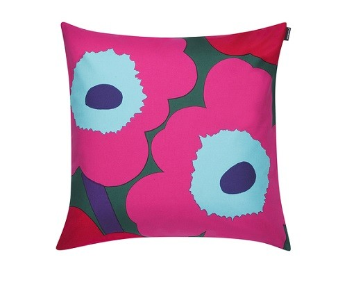 marimekko  Pieni Unikko cushion cover 50x50cm 066792 v.630 NT$1,480