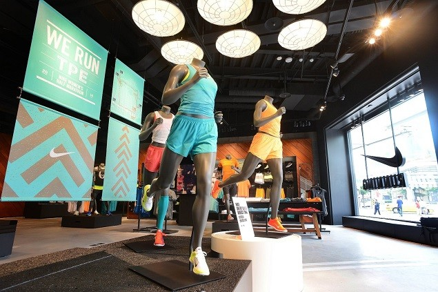 Nike 臺北 Neo19 跑步體驗店多樣化系列商品兼具機能與休閒  滿足跑步運動愛好者
