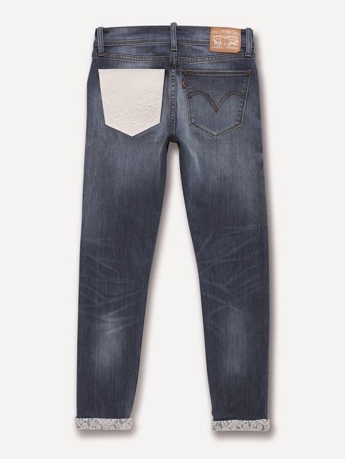 KEEP COOL 夏日系列-限量款女褲(背面)