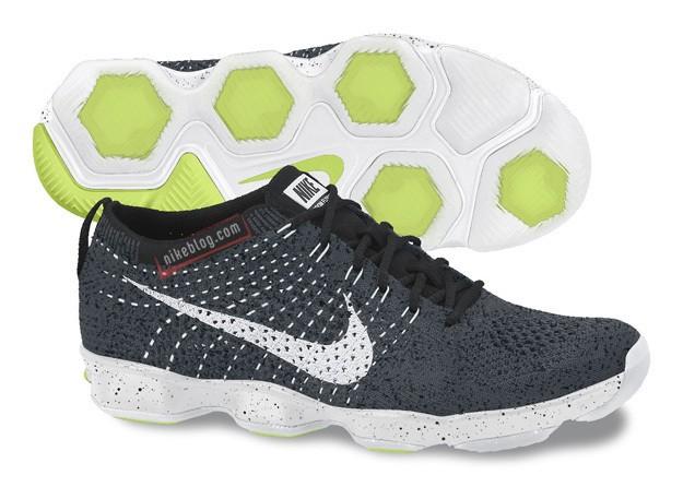 Nike Zoom Fit Agility Flyknit-1