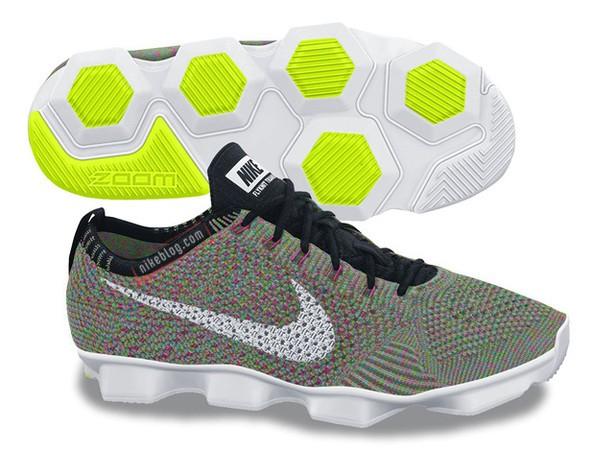 Nike Zoom Fit Agility Flyknit-0