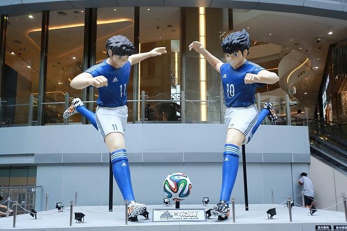captain-tsubasa-x-adidas-battlefield-world-cup-exhibition-5