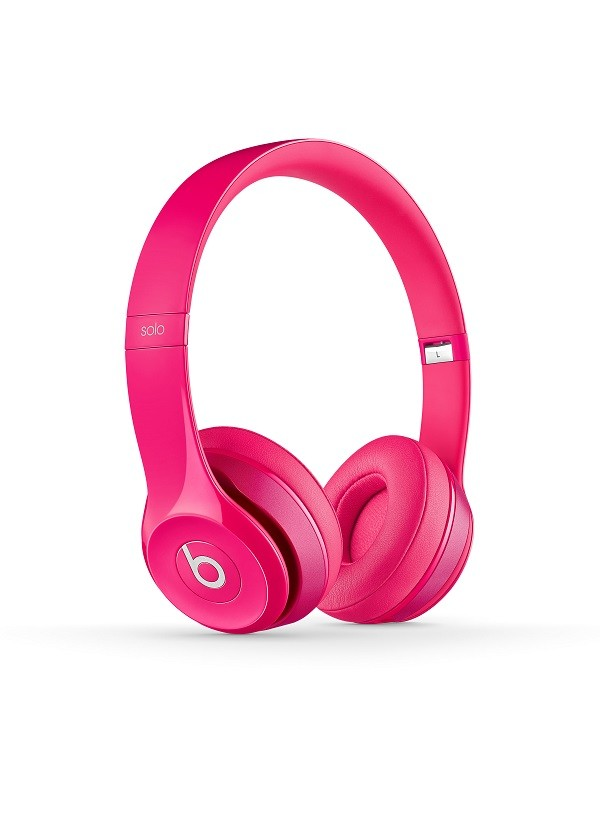 Beats Solo2-pink2