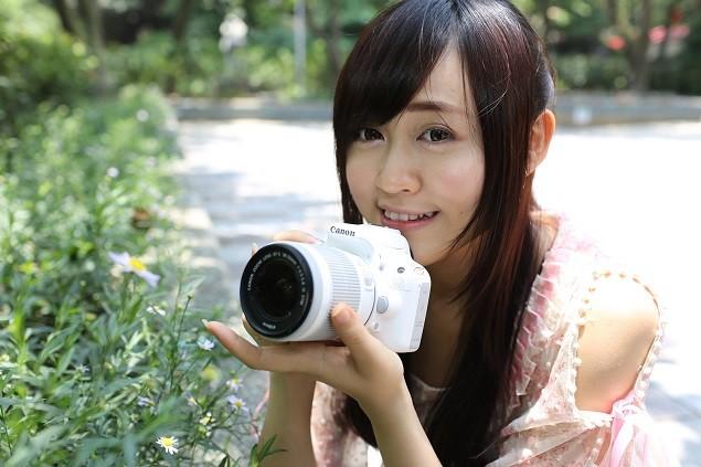 Canon 白色EOS100D 隨時捕捉生活中的感動片刻