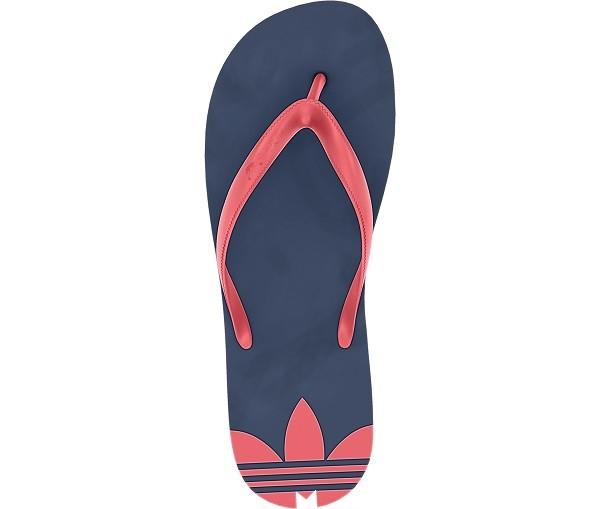 adidas Originals_夏日夾腳拖鞋_NTD790-藍色
