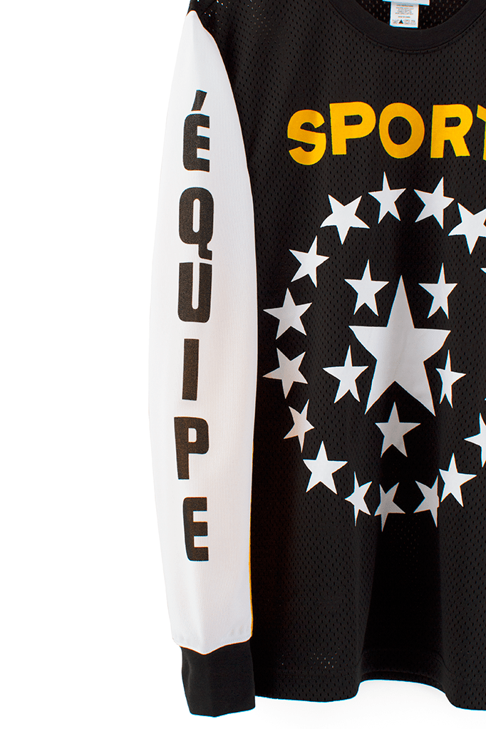 VFile Sport Plus_Motocross jersey_black detail