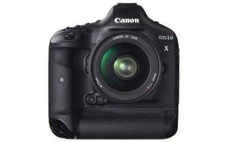 Canon_產品圖_最新機型 EOS-1D X