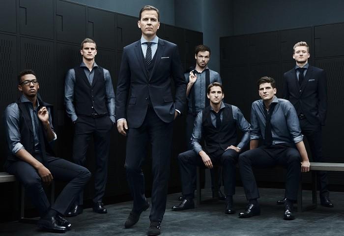 BOSS為德國世足隊訂製西裝(球員與教練)3
