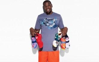 Kevin Durant第七代簽名球鞋將性能上的創新與具有創意的故事相結合,以氣象為主題,生動地講述了關於Kevin Durant個人和以他為靈感的故事 (1)