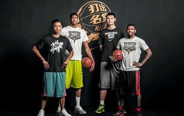 """Nike正式啟動2014""""打出名堂""""籃球活動,邀請大中華區所有對籃球有滿腔熱血的年輕人參與"""