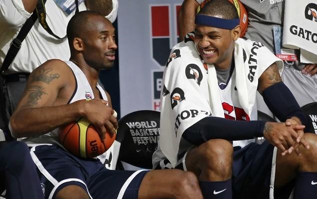 Basketball: USA Team Training