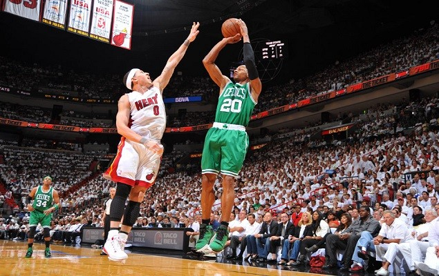 Boston Celtics v Miami Heat - Game Two