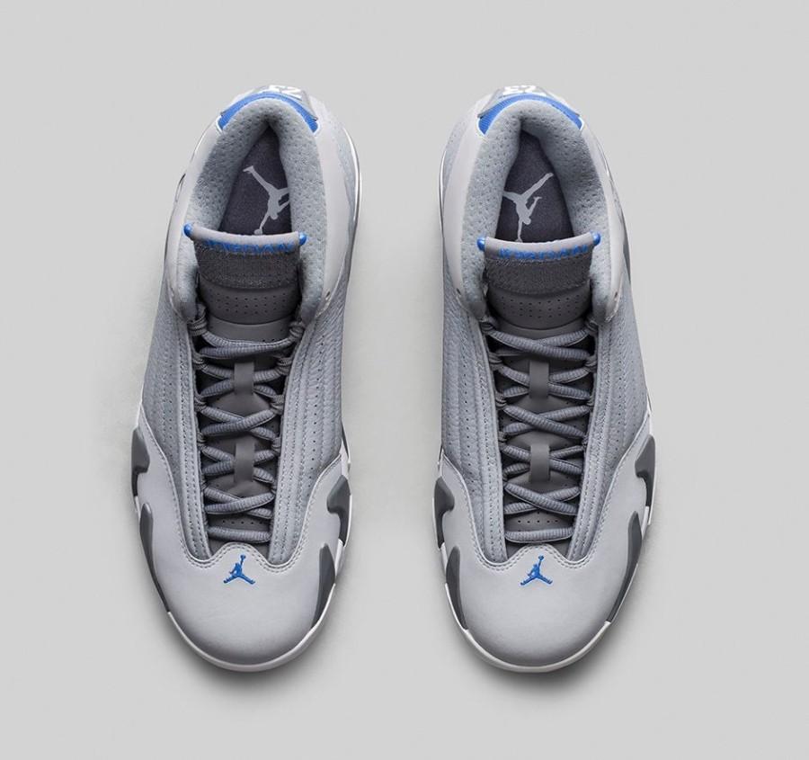 air jordan 14 sport blue-3