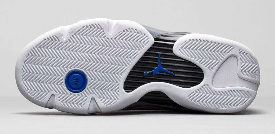 air jordan 14 sport blue-5