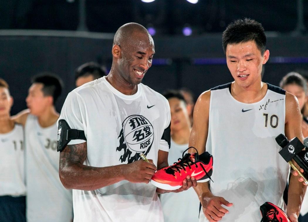 李觀洋印象最深刻的是Kobe卓越的籃球智商