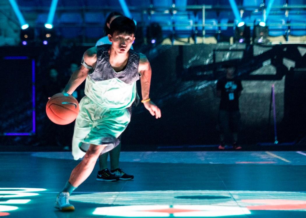 林湧南:我喜歡飛翔的感覺