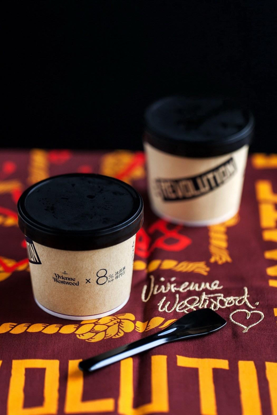 Vivienne Westwood X 8%ice 限量冰淇淋