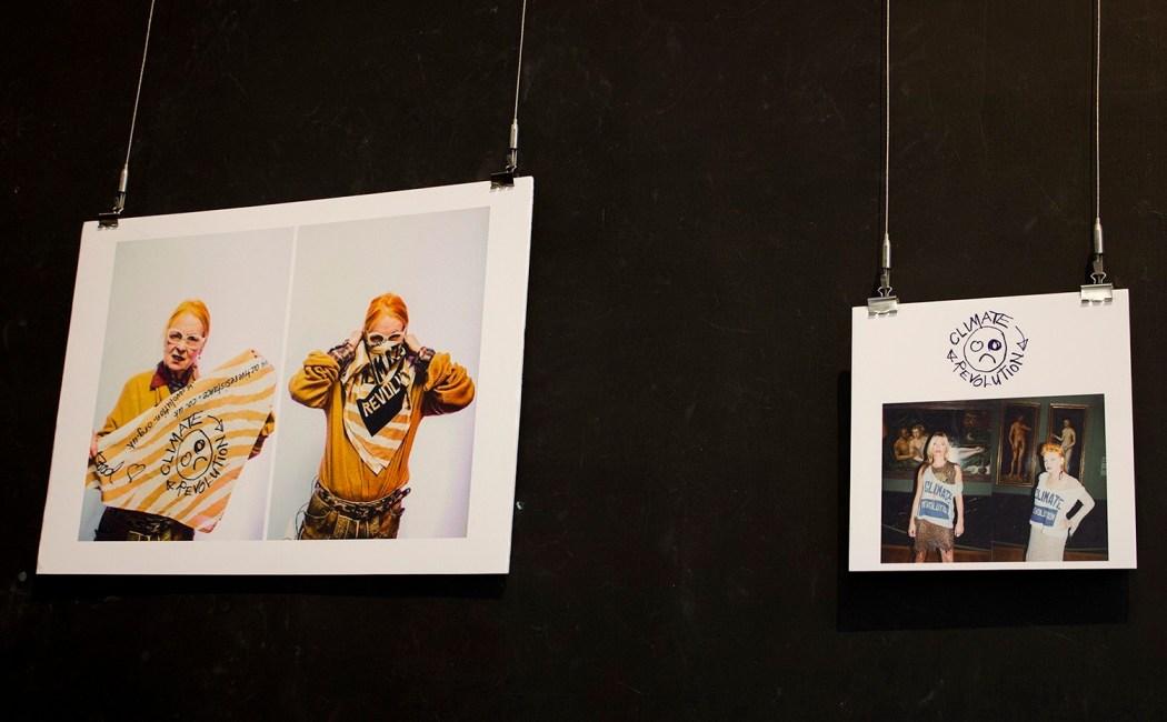 Vivienne Westwood X 8%ice「捍衛地球創作特展」_展場照片4