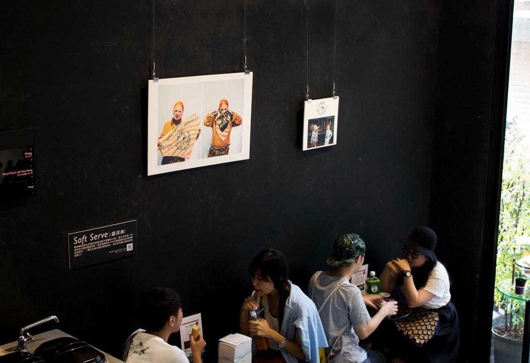 Vivienne Westwood X 8%ice「捍衛地球創作特展」_展場照片6