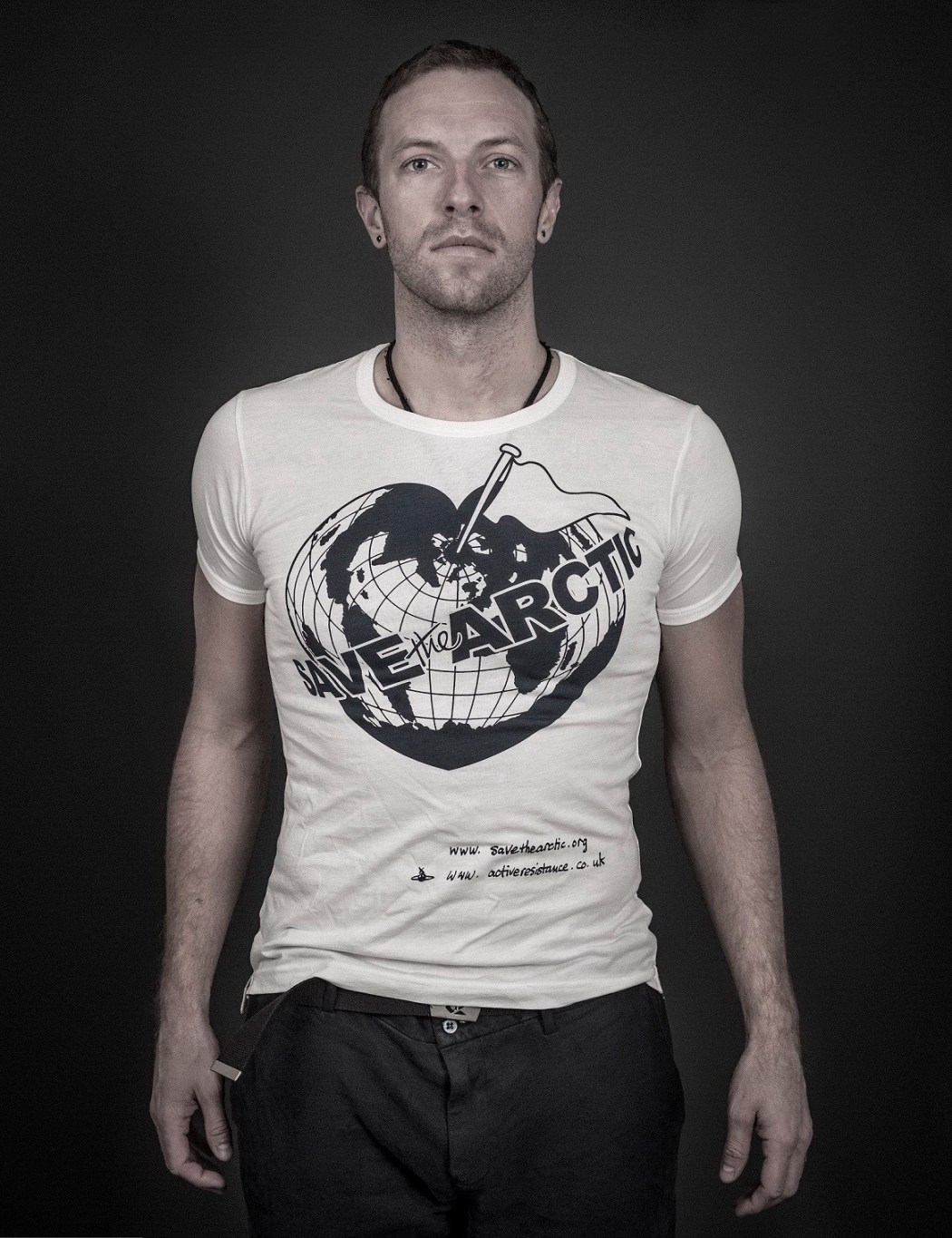 Vivienne Westwood Save the Arctic - chris_martin