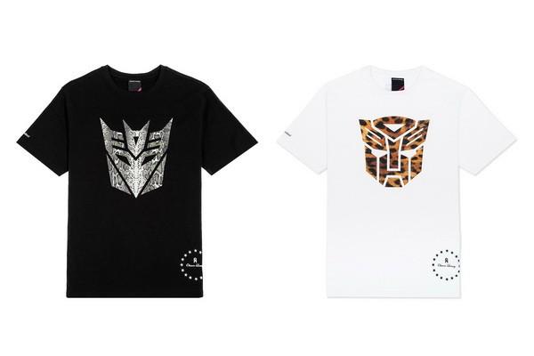 PHANTACi x Transformer Leopard & Snake Face Tee-5