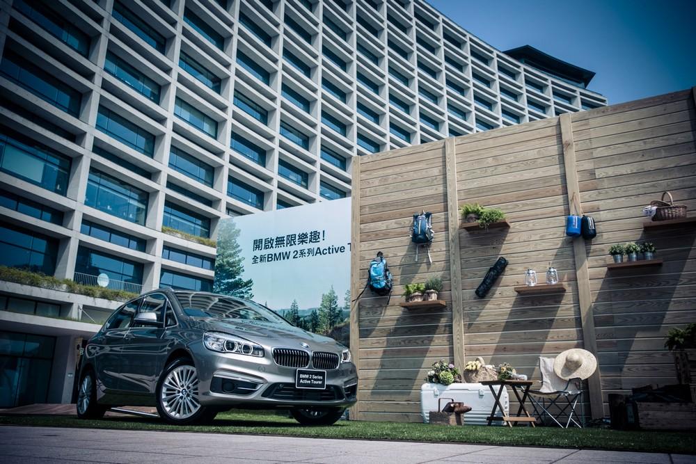 【新聞照片二】全新BMW 2系列Active Tourer正式在台上市