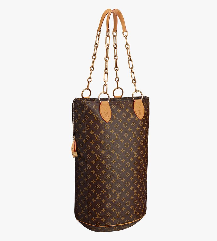 Louis-Vuitton-Karl-Lagerfeld-Punching-Bag-GM