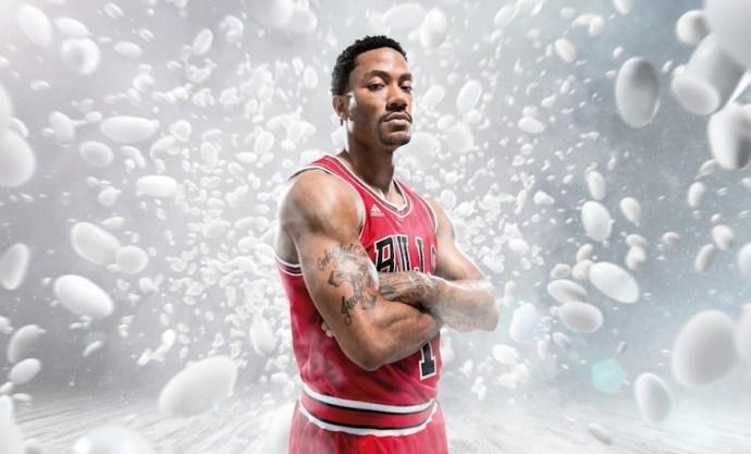 3.adidas籃球革命全面進化,當家球星芝加哥公牛隊後衛Derrick Rose的旗艦專屬鞋款全新續作-Rose 5 Boost,即將隆重上市