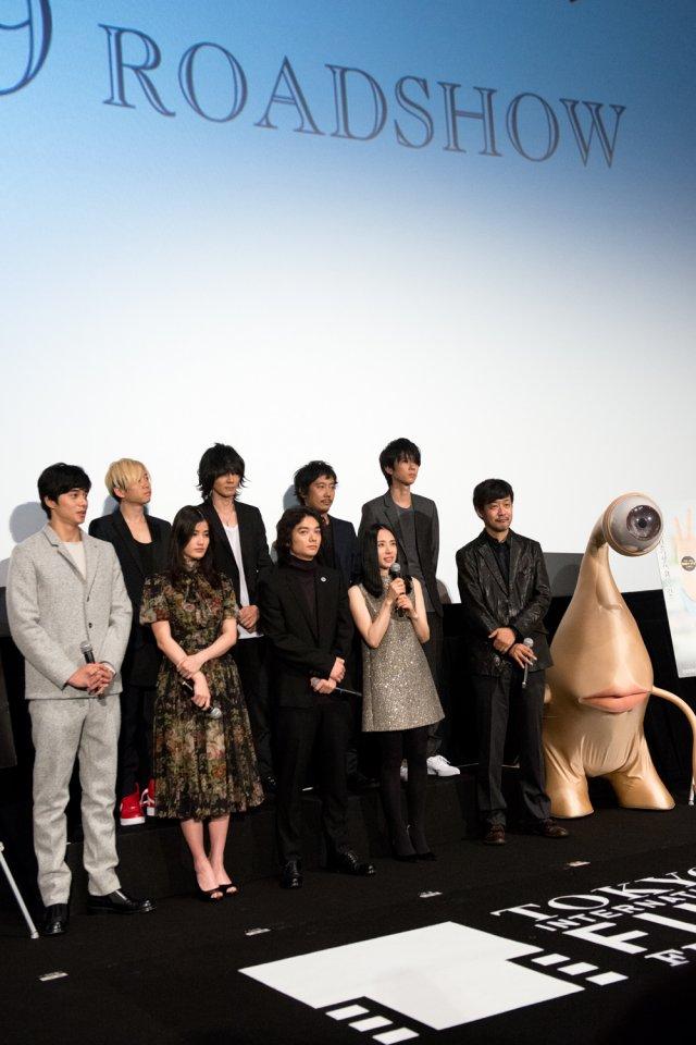 《寄生獸》東京影展閉幕首映 媒體讚譽年度科幻大作完美翻拍無尿點 台灣12月19日上映