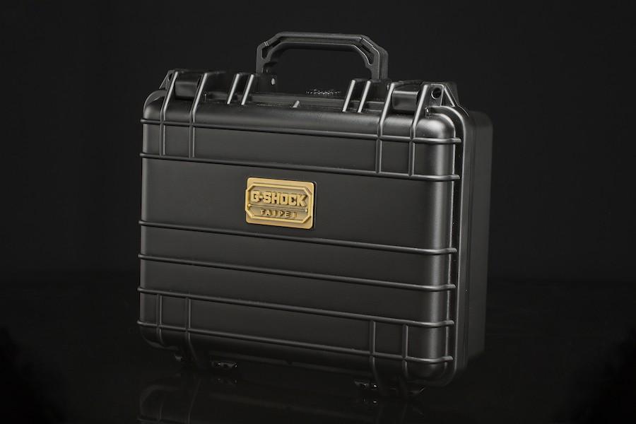 加價購G-SHOCK收藏箱
