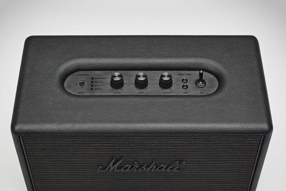 marshall-stanmore-pitch-black-bluetooth-speaker-3