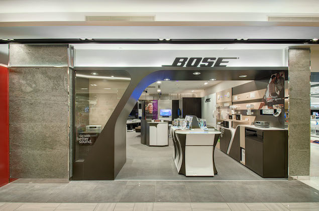 Bose板大店裝1