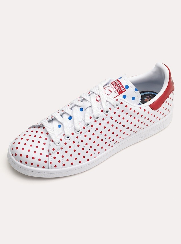 "adidas Originals=Pharrell Williams""Polka Dot""_Stan Smith_NTD4,690_B25401"
