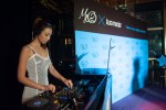 DJ CRYSTALQ 現場表演