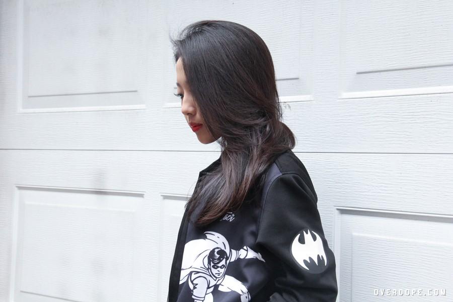 Jacket / Batman Baseball Jacket / NT3,680