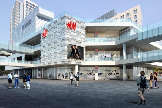 H&M 台灣首間旗艦店示意圖_1