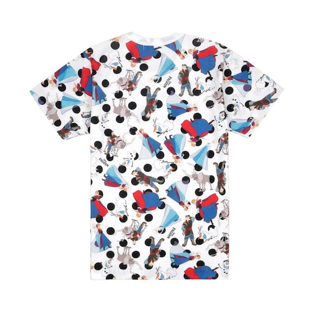 COMME des GARCONS PLAY x Disney Frozen $1350 (back)