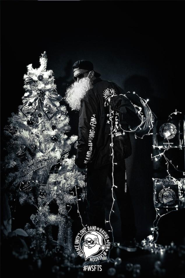黑色聖誕老人成員2