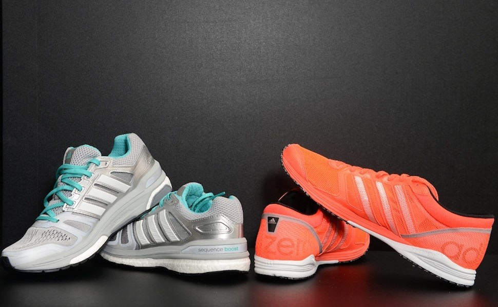 3.adidas 10 大路跑備戰攻略(二)-一雙合腳的跑鞋