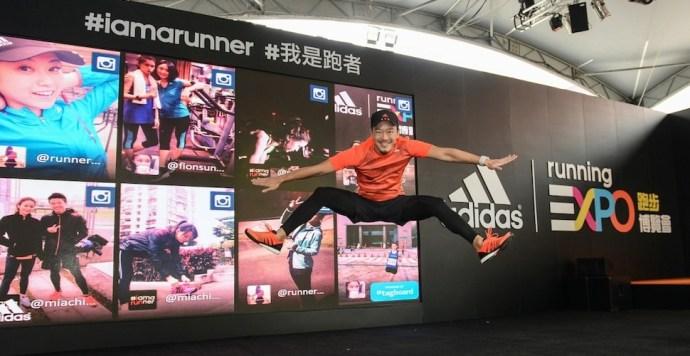 10.adidas 10 大路跑備戰攻略(八)-專屬自己跑步時刻的參賽照片