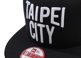 Remix X New Era Taipei City Snapback 002