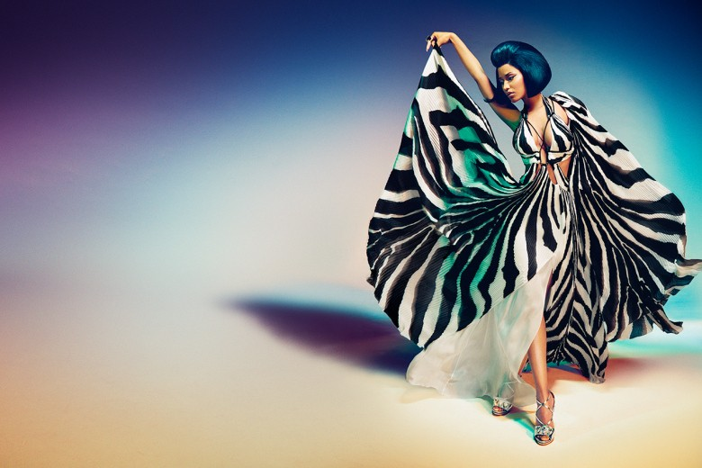 nicki-minaj-named-the-face-of-roberto-cavallis-2015-spring-summer-advertising-campaign-2